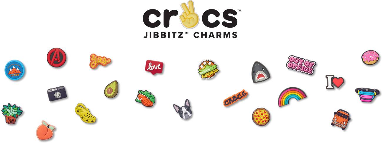 Crocs Jibbitz™ Charms.