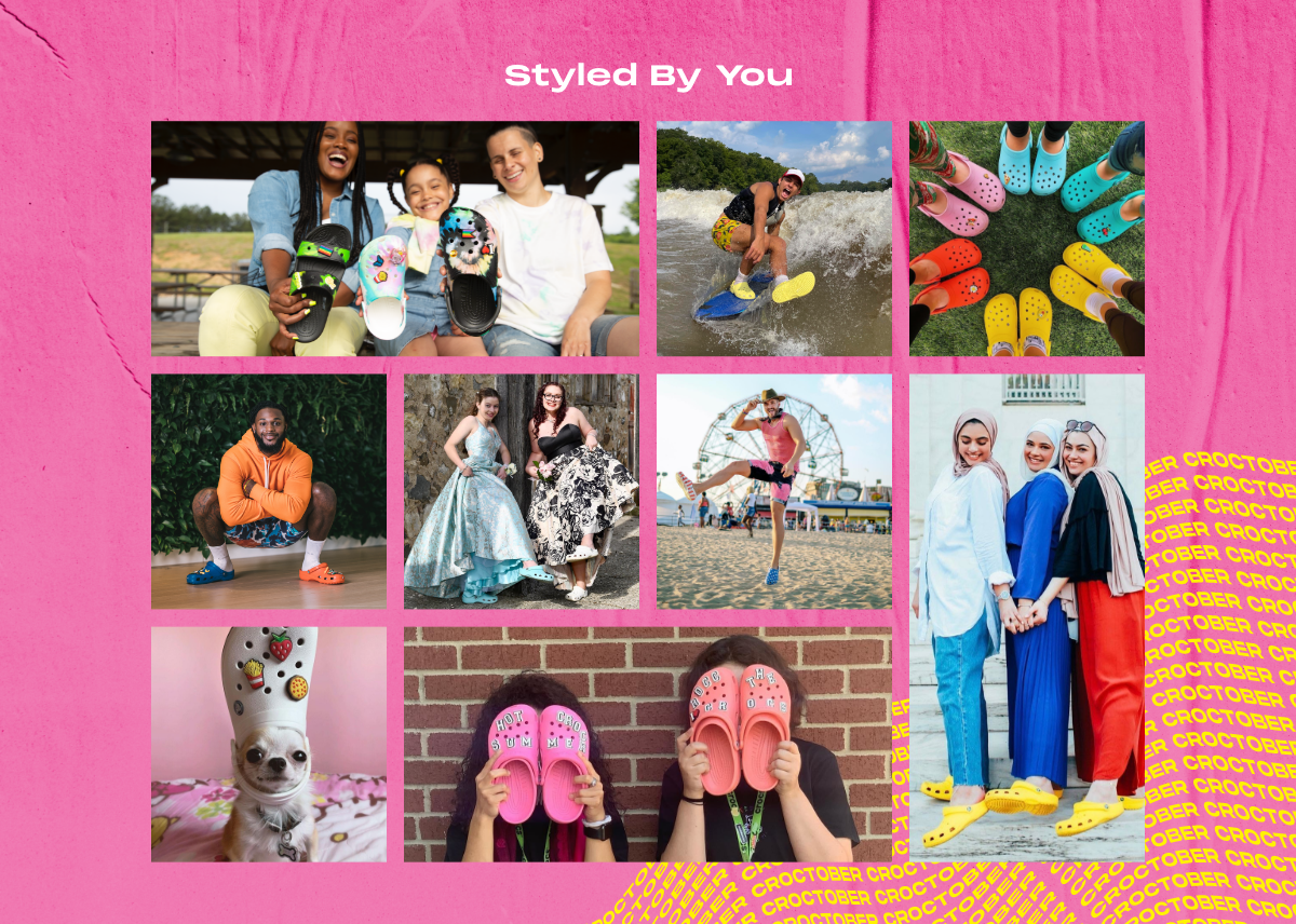 styled by you.